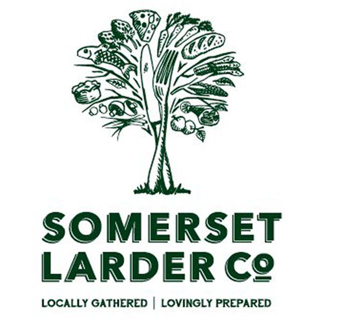 Somerset Larder Old Logo
