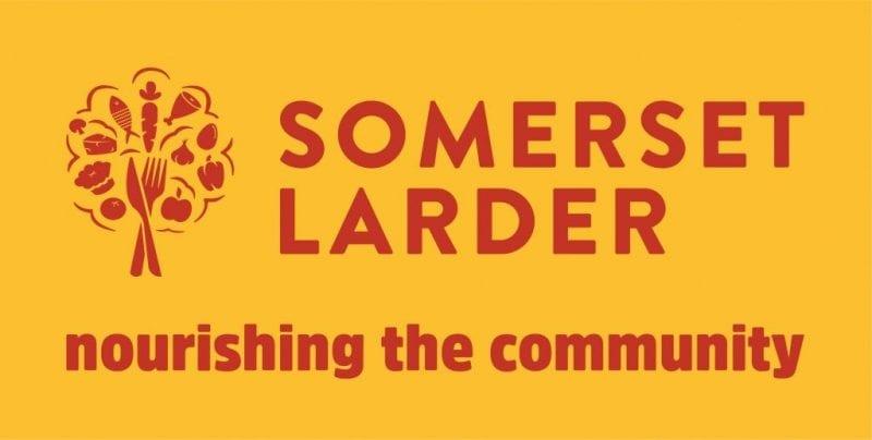 Somerset Larder New Logo Rebrand