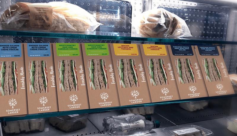 Somerset Larder Packaging