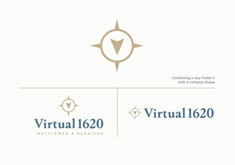 virtual 1620 logo concepts