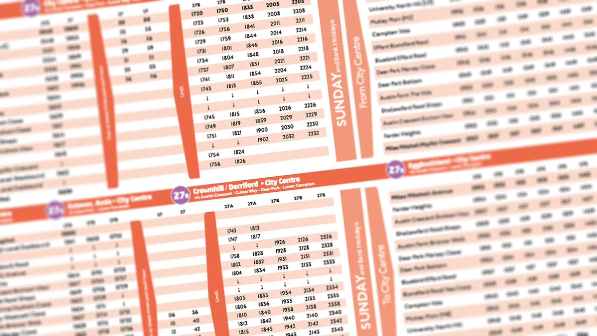 plymouth city bus timetable