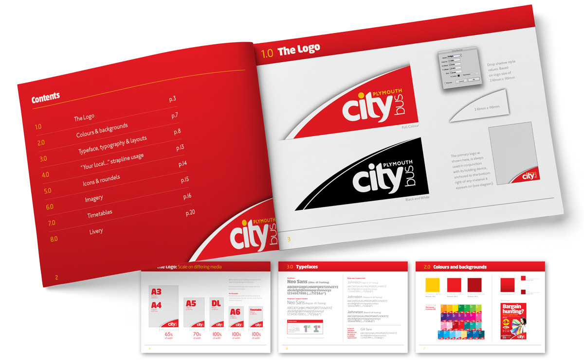 plymouth citybus brand book