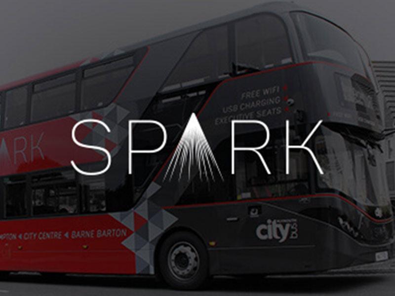 Spark - Plymouth City Bus