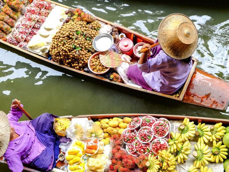 thai taste header background