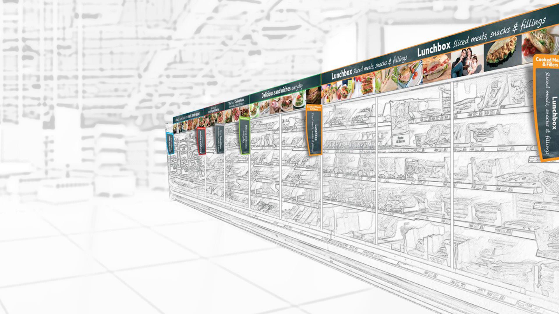 supermarket fixture