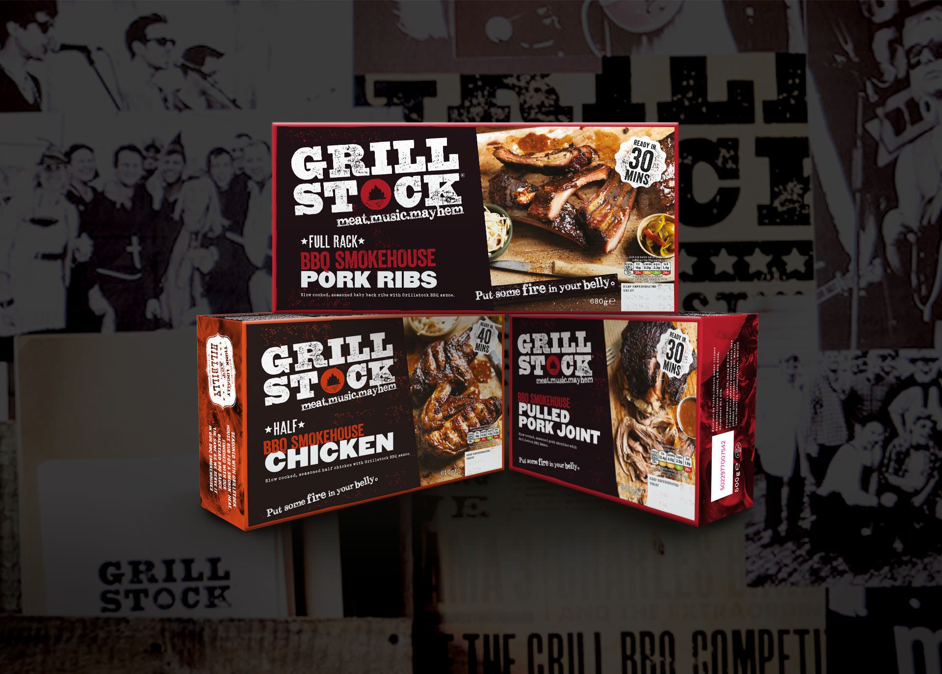 tulip grillstock packaging